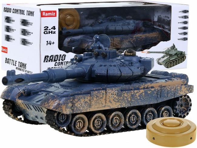 czołg T 90 zdalnie sterowany