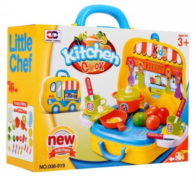 kuchnia dla dzieci walizka