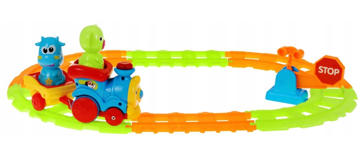 Pociąg dudu train