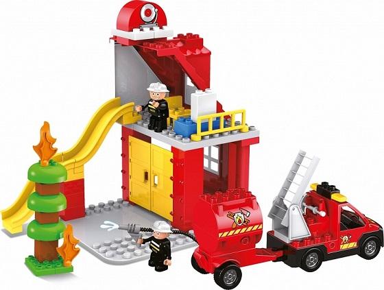 Mubi Straż Pożarna 48el. MU6612B