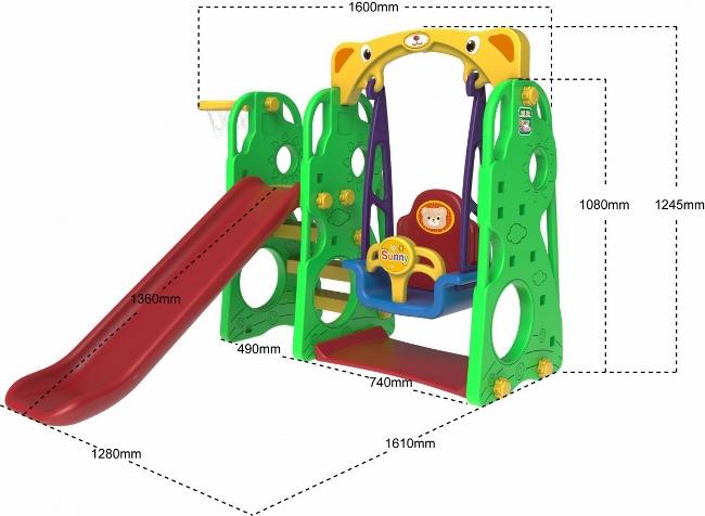 Plac Zabaw dla dzieci Ramiz