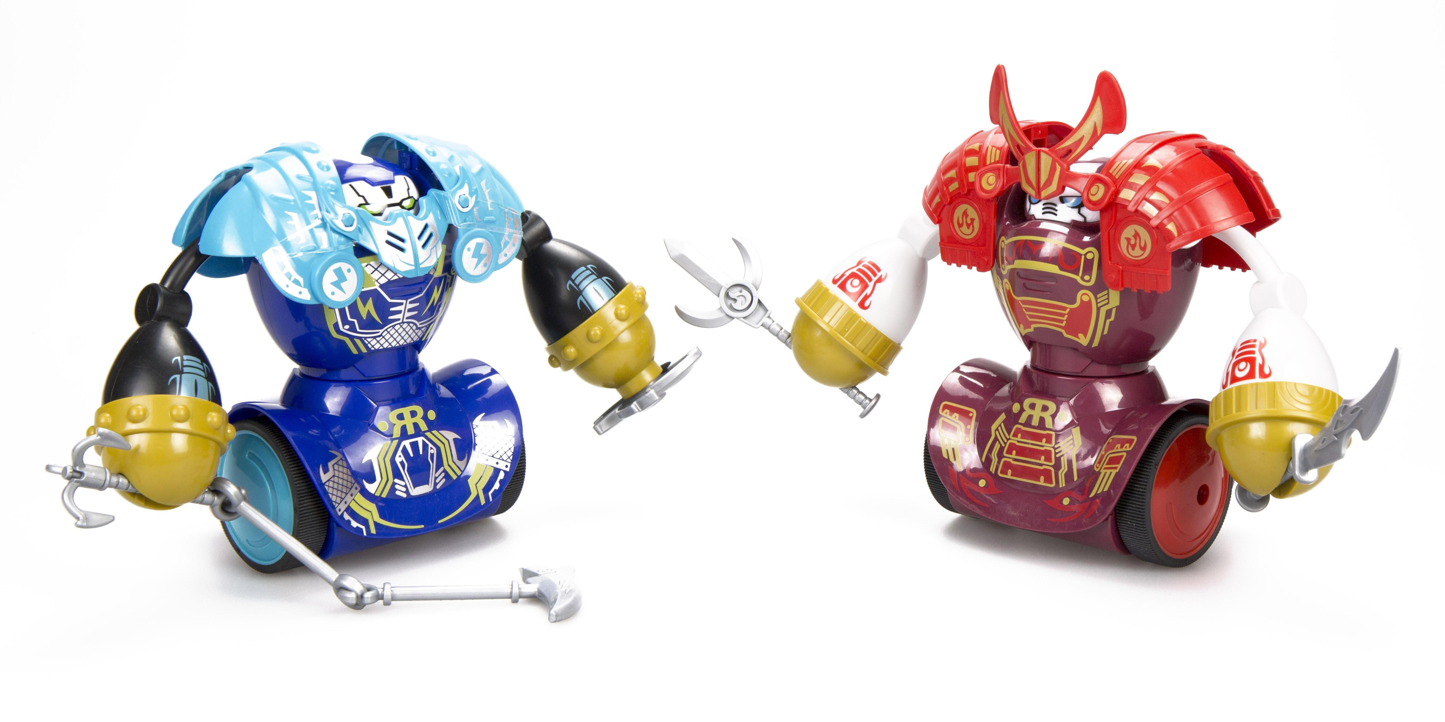 roboty samurai