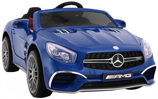 Mercedes sl65 na akumulator pojazd elektryczny