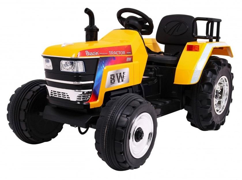 Traktor dla dzieci na akumulator Blazin