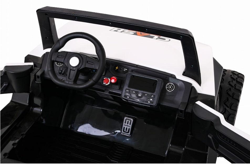 auto na akumulator 4x4